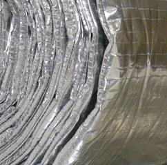 SuperQuilt hővisszaverő fólia