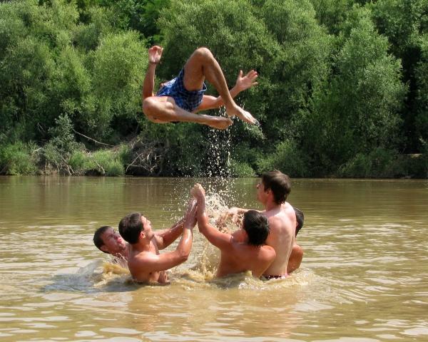 Vízi túra - Fodorsport