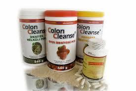 Colon Cleanse - Vastagbél tisztítás