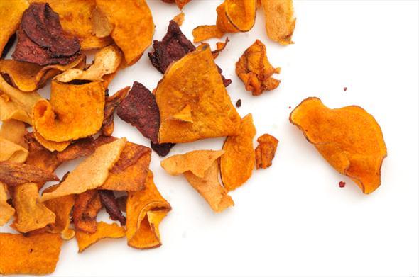 Házi készítésű chipsz