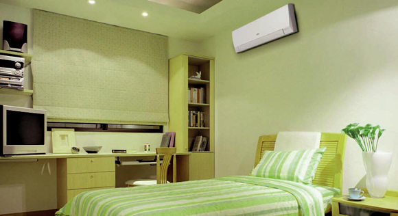 Csendes működésű inverteres klíma a hálószobába