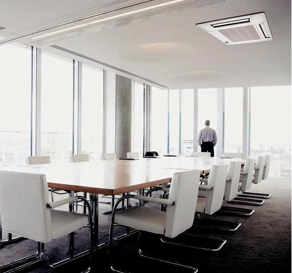 Energiatakarékos inverteres klíma az irodákba