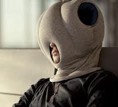 Ostrich Pillow - speciális utazó párna