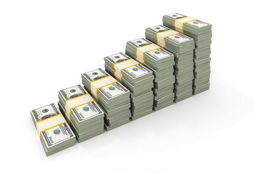 Pénzlépcső