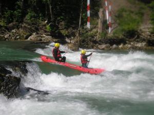 Ausztria rafting