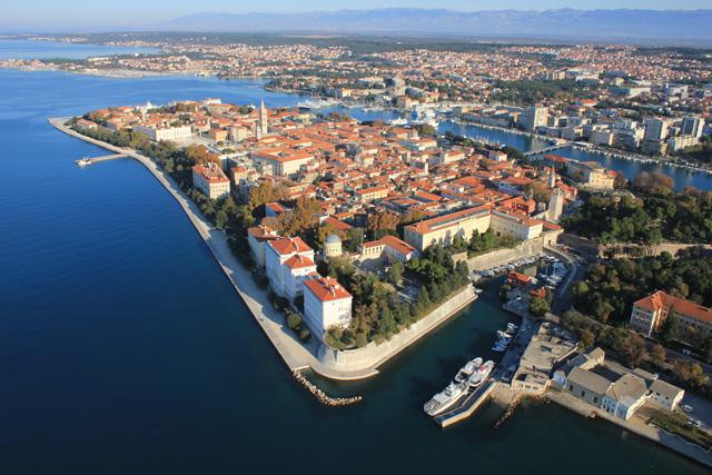 Zadar - Horvátország