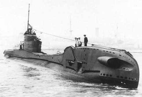 Magyar tengeralattjáró