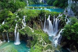 Plitvicei-tavak (Horvátország)