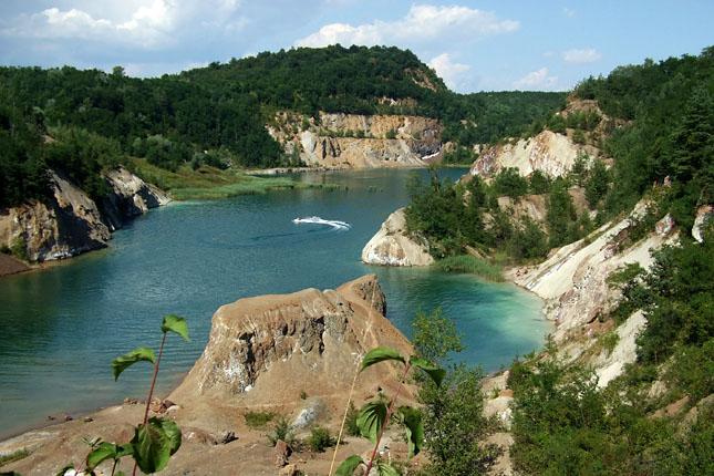 Rudabányai-tó