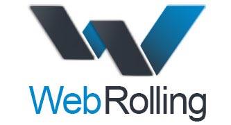 Webrolling weboldal készítés