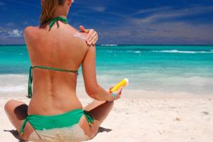Bőr vs napsugárzás