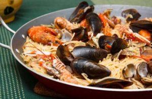 Spanyol étel