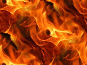 Konyha tűz