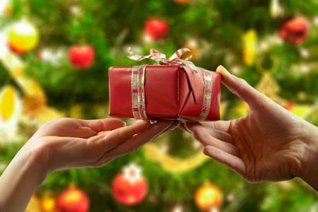 Ajándék Karácsonyra