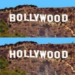 Hollywood - Bollywood