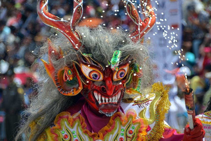 Oruro karnevál