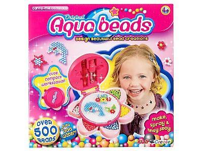 Aqua-Beads gyöngyök