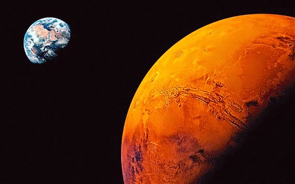 Vörös bolygó
