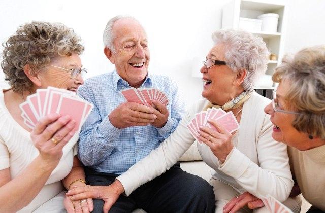 Szabadidő nyugdíjasoknak