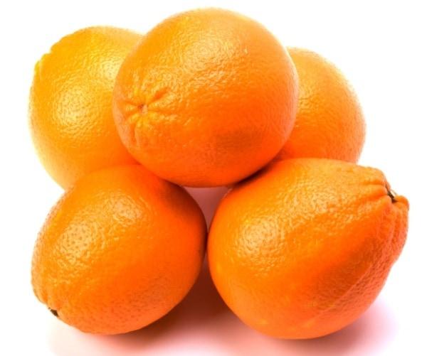 Narancs télen