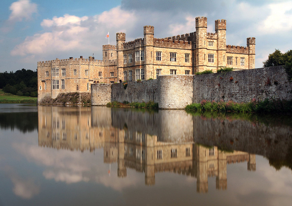 Anglia kastély