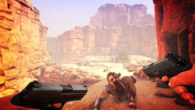Arizona Sunshine VR játék