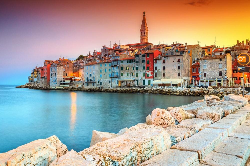 Rovinj - Horvátország