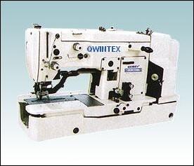 Gomblyukazó varrógép