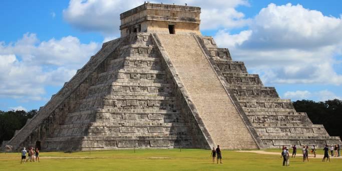 Mexikó piramis