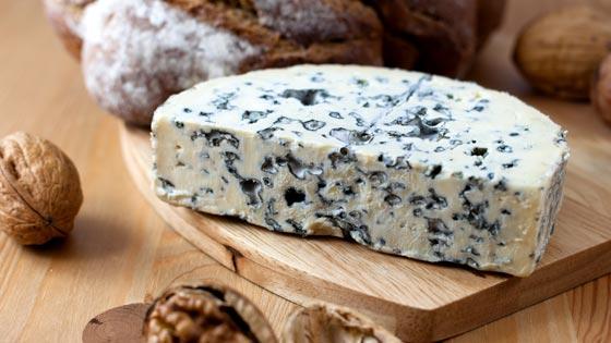 Penészes sajt