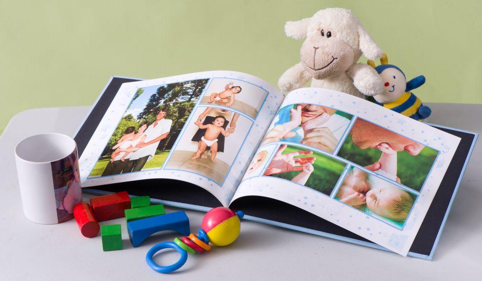 Fotókönyv készítés