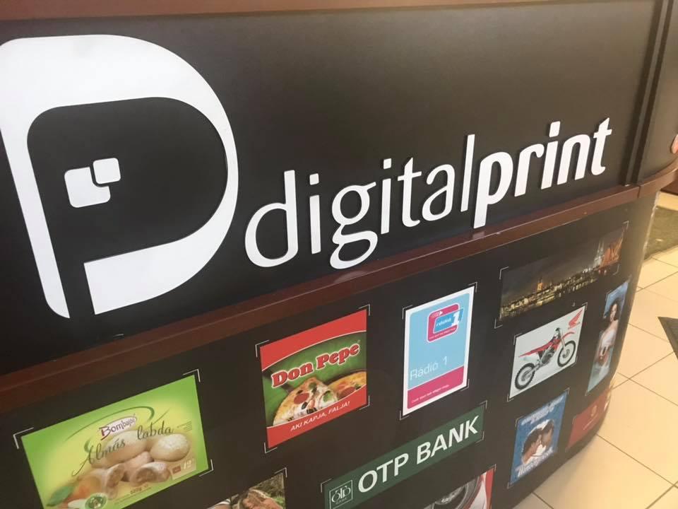 Digitalprint - Grafikai tervezés