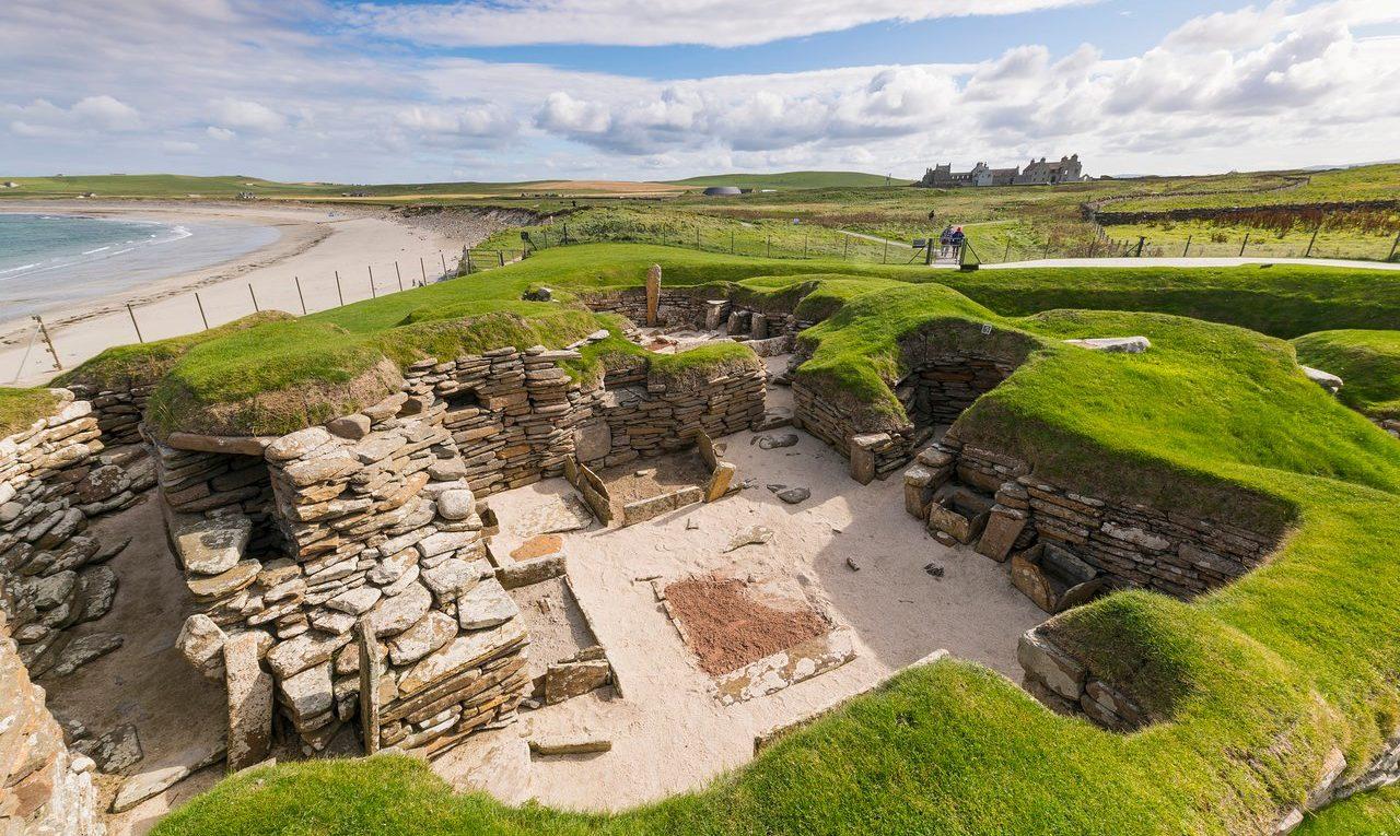 Skara Brae (Skócia)