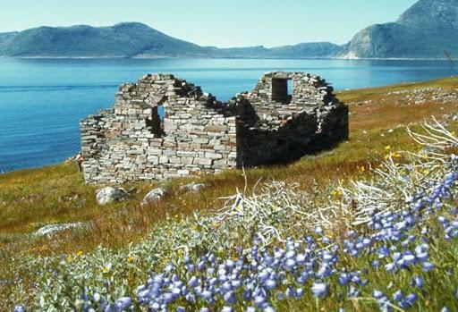 Grönlandi Hvalsey templom