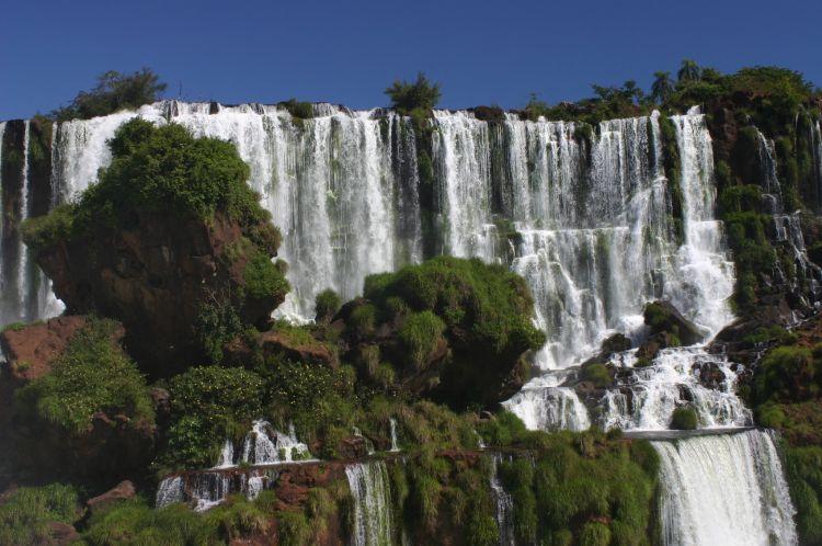 Peru vízesés