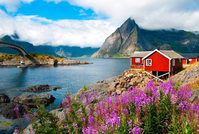 Lofoten-szigetek