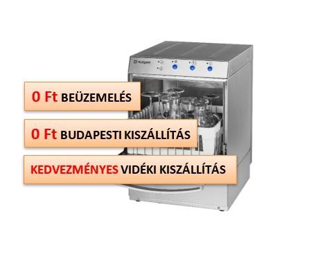 Ipari pohármosogatógép