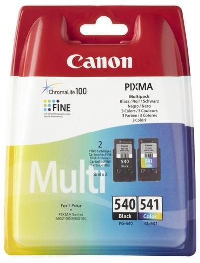 Canon 540 541 xl