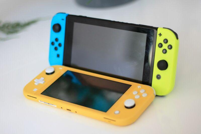 Nintendo 2020