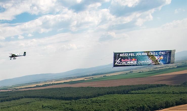 Légi reklám