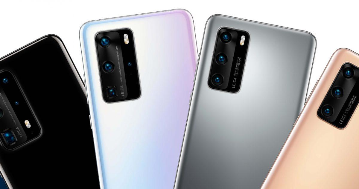 Huawei P40 okostelefon