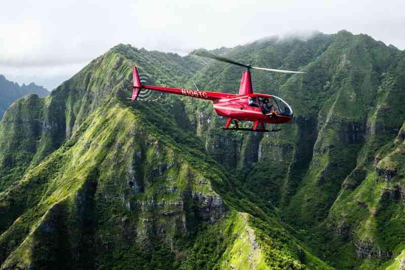 Helikopteres túra