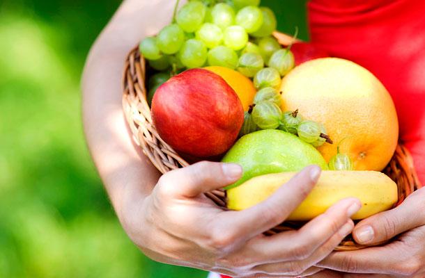 Gyümölcsdiéta