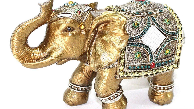 Szerencsehozó elefánt