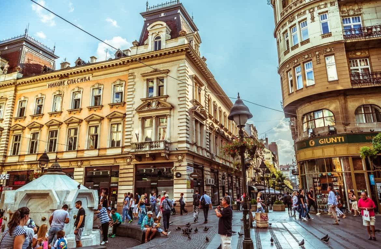 Belgrád